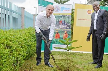 Shell celebrates World Environment Day